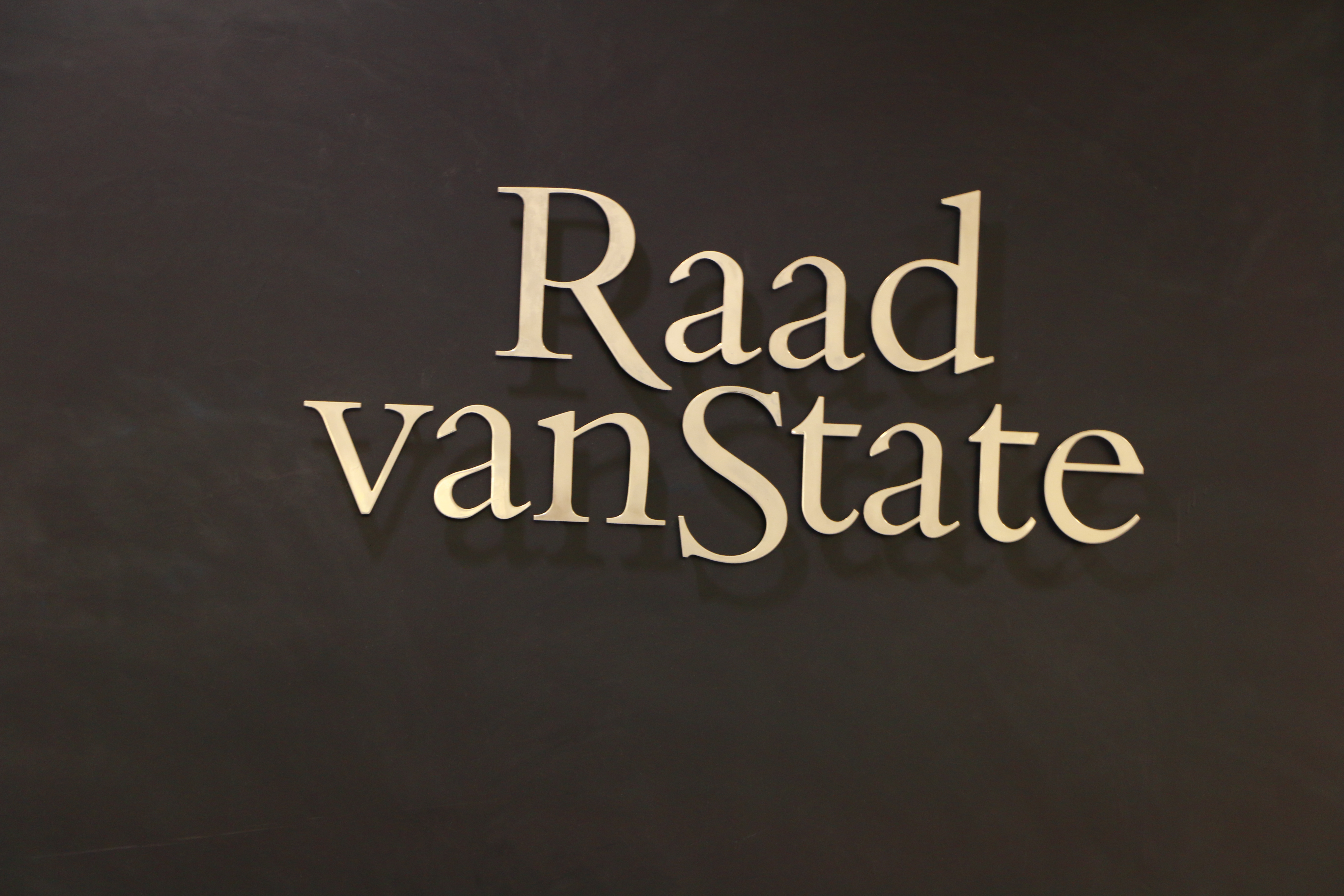Raad van State Recht RVS