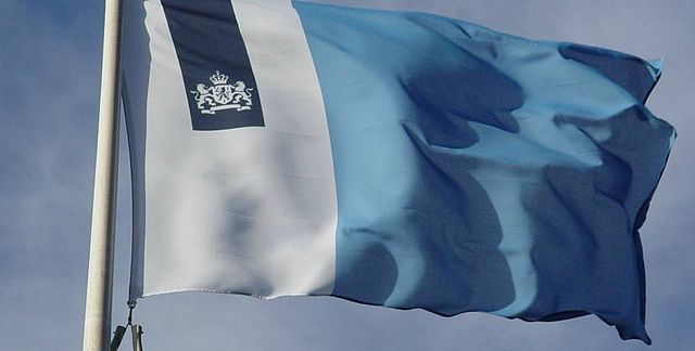 rijksoverheids vlag
