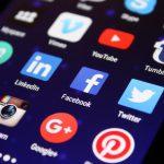 Apps social Facebook