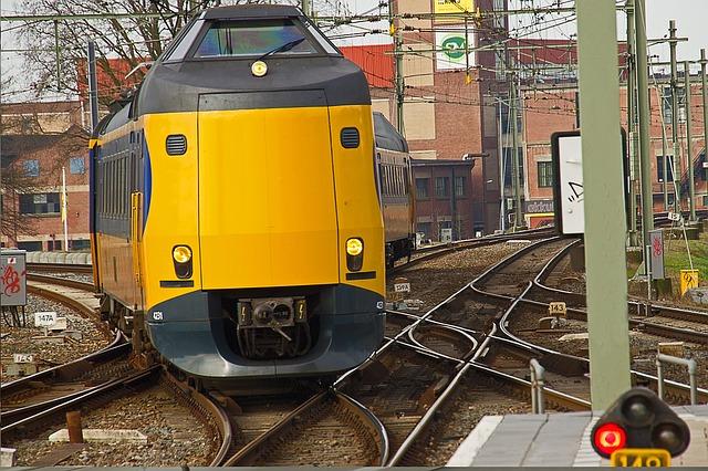 NS trein