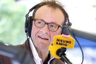 Paul van Liempt nieuwe presentator van BNR Juridische Zaken