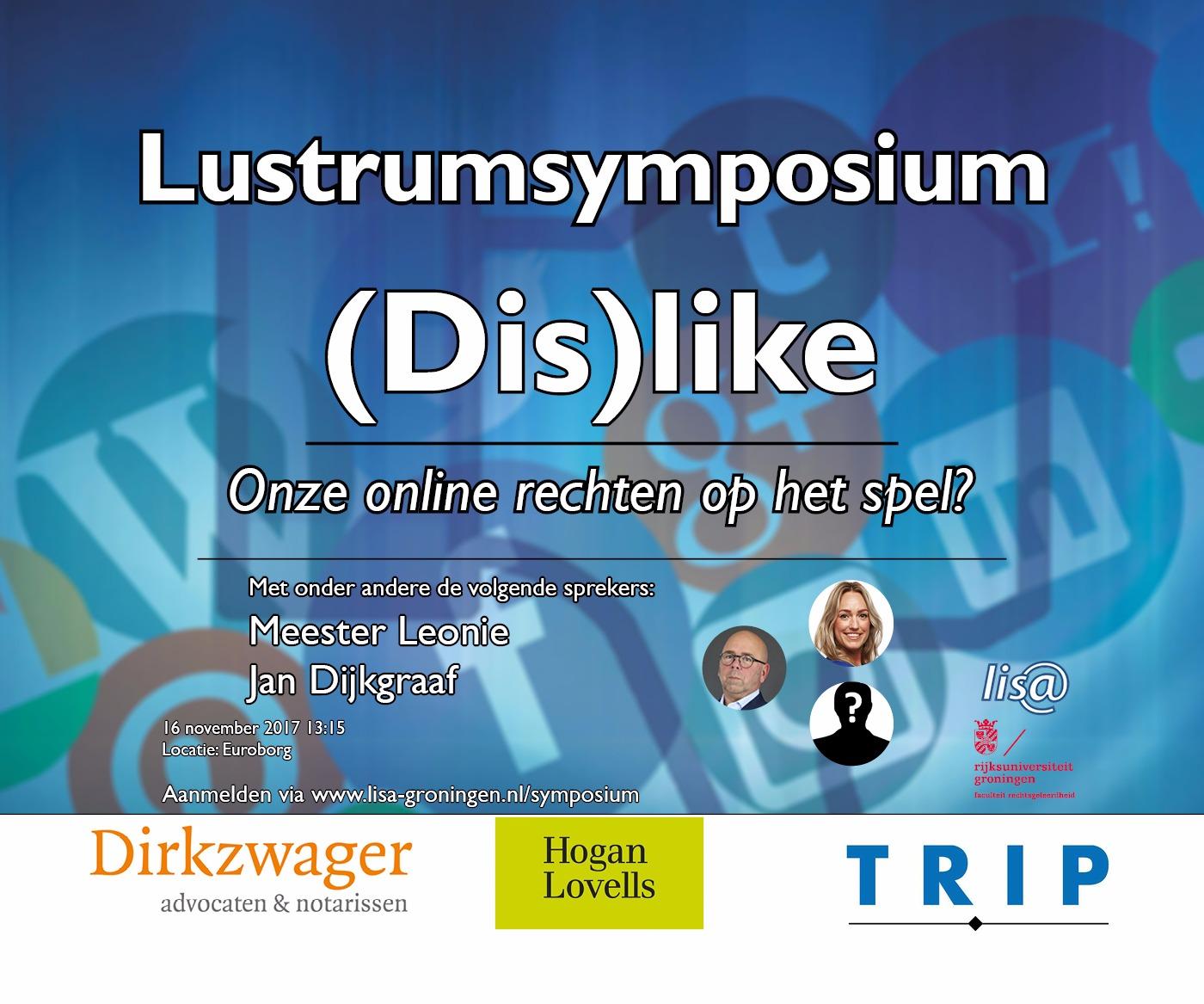Verdiende Like voor (dis)like-Symposium