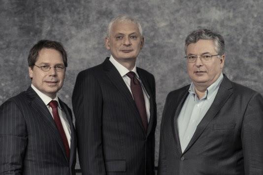 Gerhard Gispen treedt toe tot Houthoff bestuur