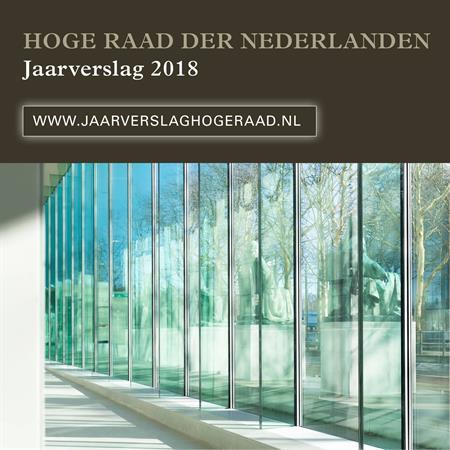 Jaarverslag Hoge Raad: focus op rechtsontwikkeling en maatschappelijke betekenis