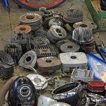 Celstraf voor heling auto en auto-onderdelen